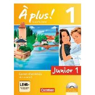 À plus ! - Nouvelle édition - Junior / Band 1: 1. Lernjahr - Junior 1