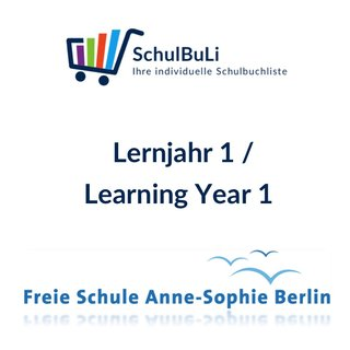 Ihre Bücher- und Materialliste Klasse 1 / Book and Material List Learning Year 1 for School Year - 2019/20