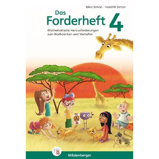 Das Forderheft Mathematik 4